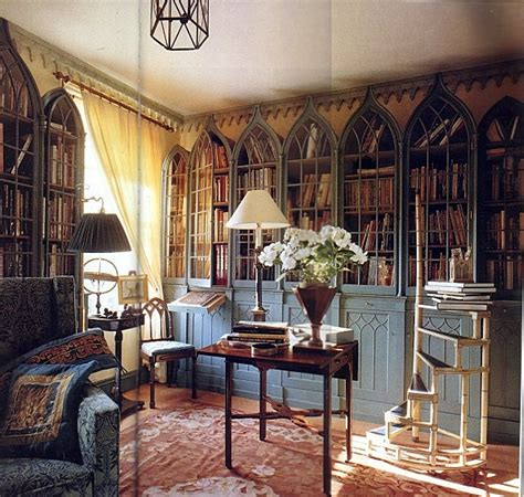 gothic style home decor 21 gorgeous gothic home office and library d 233 cor ideas