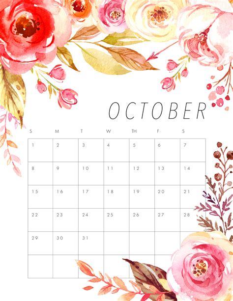 printable calendar 2017 floral free printable 2017 floral calendar the cottage market