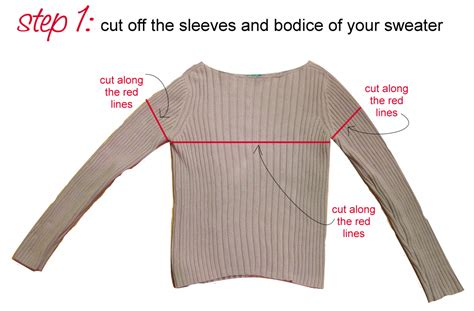 how to make sweaters how to make leg warmers and a cowl scarf from an sweater megan nielsen design