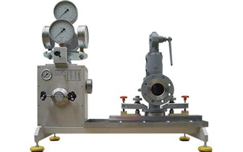 high pressure test bench svm 4 250