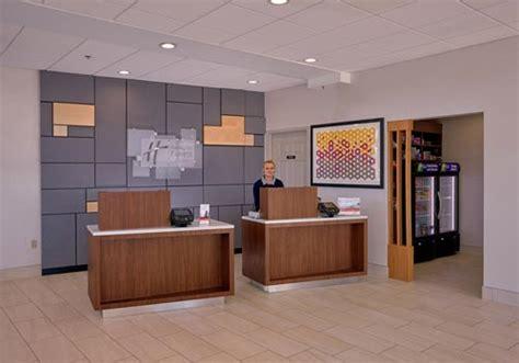 Inn Express Front Desk Description by Inn Express Suites Sevierville Tn