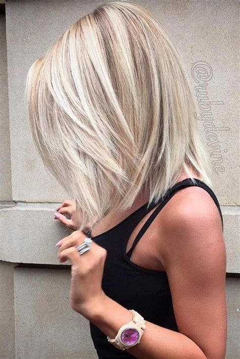 best 25 medium length blonde ideas on pinterest