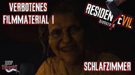 resident evil 7 dlc schlafzimmer banned footage dlc 1