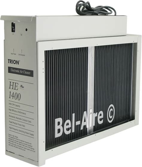 trion  electronic air cleaner
