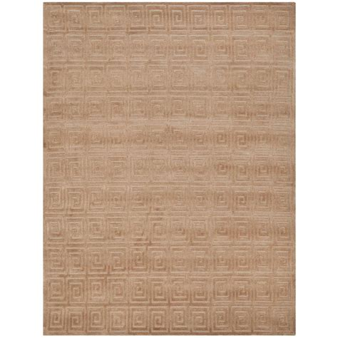 safavieh tibetan rugs safavieh tibetan camel 6 ft x 9 ft area rug tb108b 6 the home depot