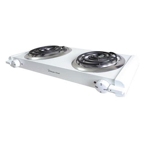 Countertop Cooktops Electric by Upc 665679015207 Magic Chef Electric Burners 20 6 In