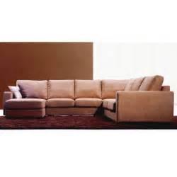 Brown Microfiber Sectional Baxton Studio Brown Microfiber Sectional Sofa Sectional