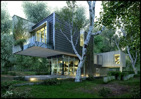 house beauty amazing renderings of beautiful houses