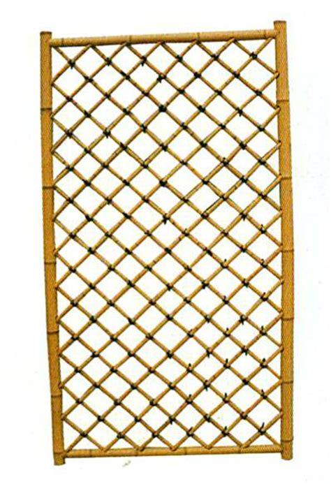 Outdoor Trellis Panels Garden Bamboo Panel Wall 3 Pack Outdoor Trellis Fencing
