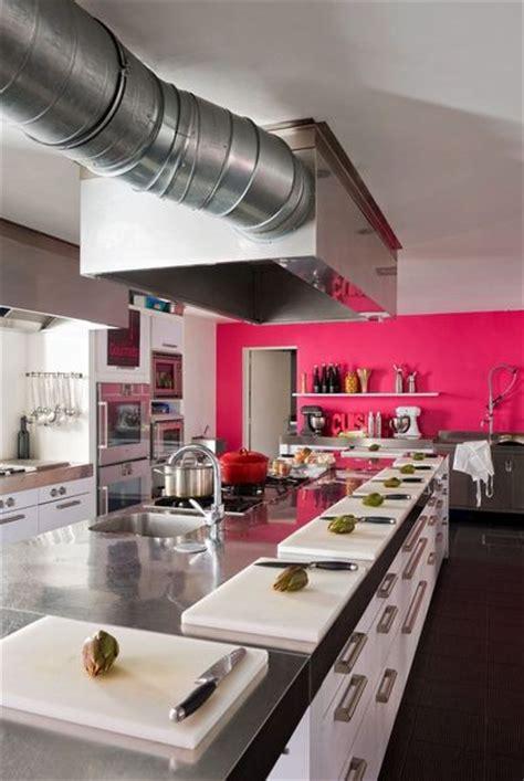 D 233 Co 7 Cuisines Pour Voir La Vie En Rose C 244 T 233 Maison Jolie Decoration Interieur Salon Cuisine