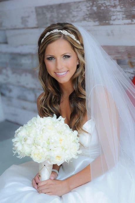 Hochzeitsfrisur L by Hochzeitsfrisuren Lange Haare Mit Schleier