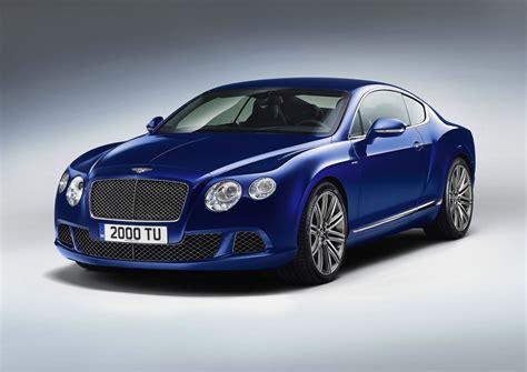 cars bentley bentley cars news 2012 continental gt speed