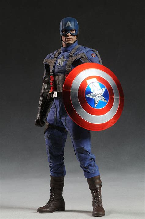 Daymart Toys Captain America Figure captain america sixth scale figure another pop culture collectible review by