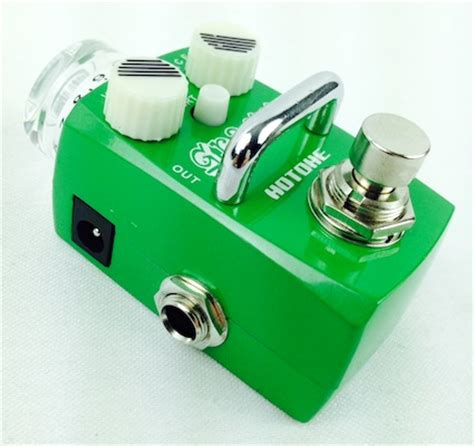 Hotone Grass Overdrive Based On Dumble skyline hotone grass modern overdrive pedal