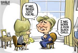hillary clinton s personal wealth cartoons of the day