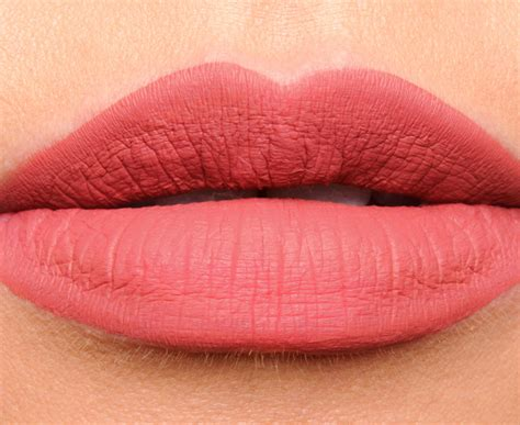 Colourpop Ultra Matte Lipstick Avenue colourpop avenue bumble ultra matte liquid lipsticks reviews photos swatches