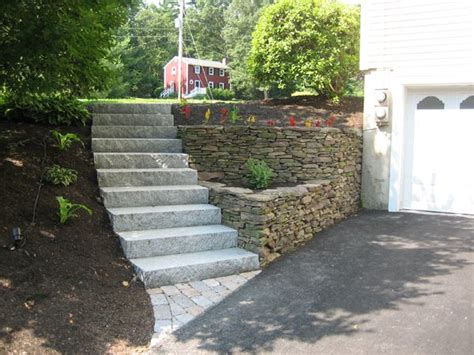 image detail for outdoor stairs and stone steps for front back yard landscaping front steps