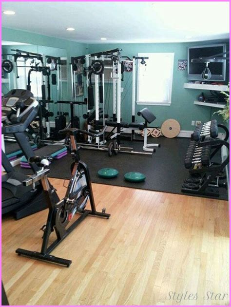 home gym decorations 10 home gym decor ideas stylesstar com