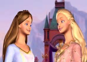 barbie princess pauper