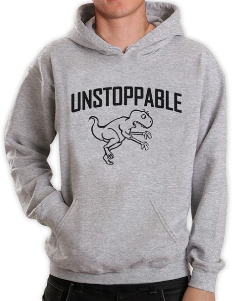 Meme Hoodie - unstoppable t rex t rex toy claw hand hoodie hates meme
