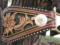 Bronc Halter Noseband Template by 1000 Images About Tooling Ideas On Leather