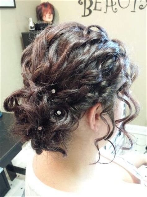 hair updo shoulder long curly updo for shoulder length hair my lil creativities