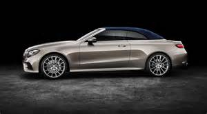 mercedes e class cabriolet open for pleasure