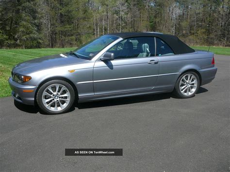 2004 bmw 330ci bmw 330ci convertible 2004 html autos post