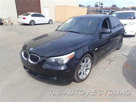 2004 bmw 545i parts parting out 2004 bmw 545i stock 6106bl tls auto