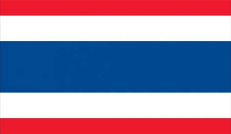 what do the flag colors what do the colors and symbols of the flag of thailand