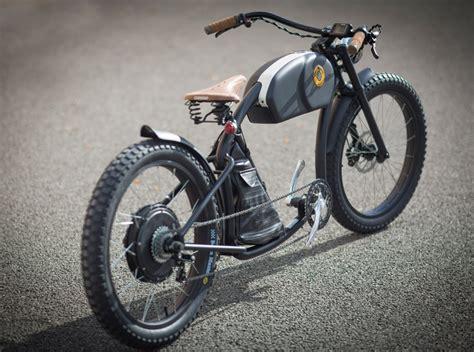 E Bike 500 Watt Test by More Striking Vintage Look E Bikes Electric Bike