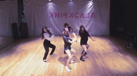 blackpink mirrored dance blackpink 마지막처럼 as if it s your last mirrored