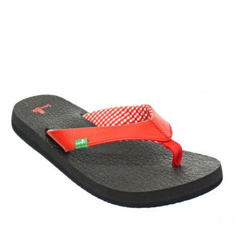 Sanuk Mat Flip Flops Womens by Womens Sanuk Mat Casual Flip Flops