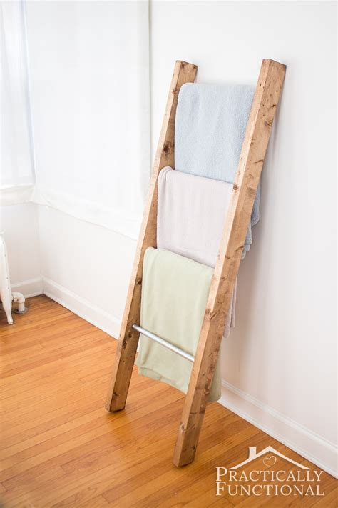 Cheap Quilt Rack by Diy Blanket Ladders Lolly