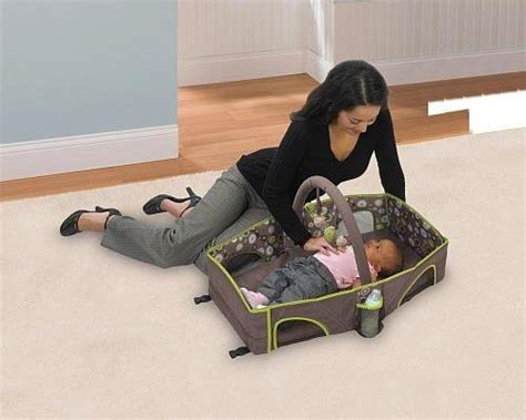 infant travel bed summer infant deluxe travel bed features fold n go design modern baby toddler products