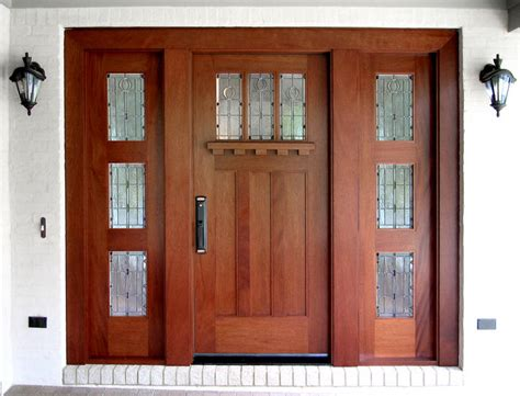 Craftsman Exterior Doors Doors By Decora Craftsman Collection Dbyd4155