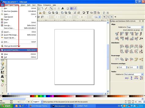 tutorial video making software tutorial create business cards using inkscape software