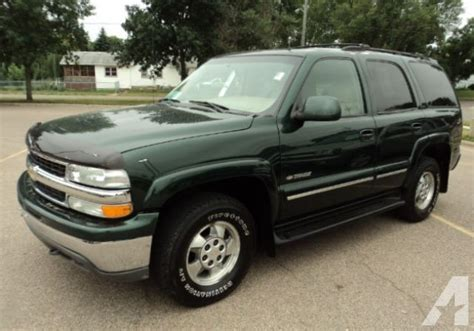 2002 chevrolet tahoe ls 2002 chevrolet tahoe ls for sale in sioux falls south