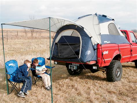 pop up tent for truck bed cer trailer idea ford truck enthusiasts forums