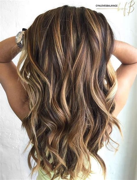 hairstyles for long hair balayage ombre hair for 2017 140 glamorous ombre hair color ideas