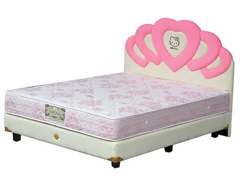 Kasur Bigland Single Bed harga bed bigland hello rama pink di purwokerto