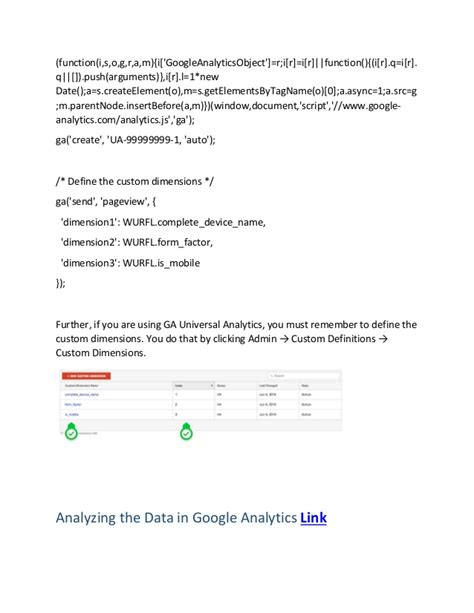 responsive design google analytics is your responsive design working google analytics will