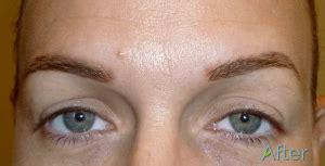 does hair grow over tattoos does an eyebrow affect future hair growth
