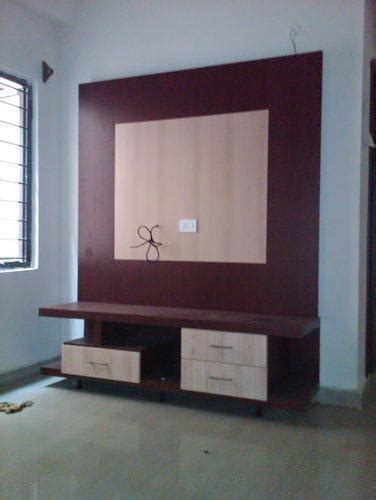 living room showcase in new area pune maharashtra india best interior design ideas for led tv contemporary