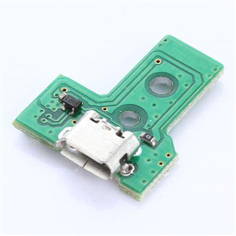 Board Port Charher Stik Ps4 new jds030 usb charging port socket board for sony ps4