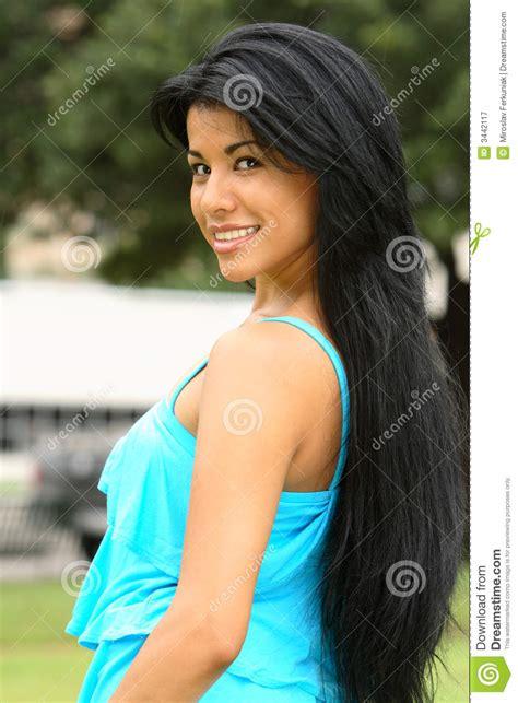 beautiful spanish girl royalty free stock photography image 3442117