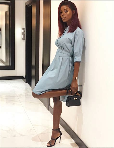 Be Bob Cut Mid Heels Gold gistreel best dressed at the amvca2018 nominees sponsor