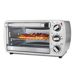 Toaster Convection Ovens Oster 174 6 Slice Convection Countertop Oven Brushed