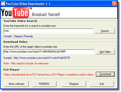 download mp3 from youtube by changing url youtube downloader free download register software games
