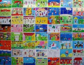 детский рисунок на тему игры детей